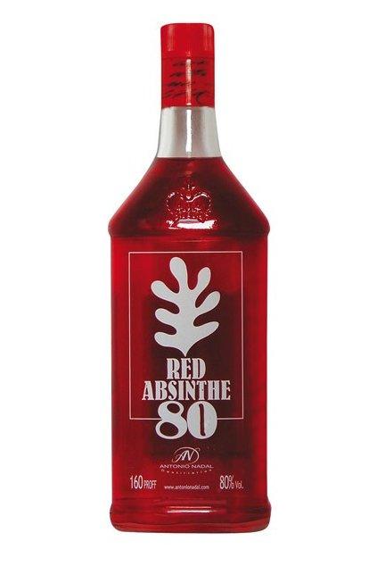 absinthe red