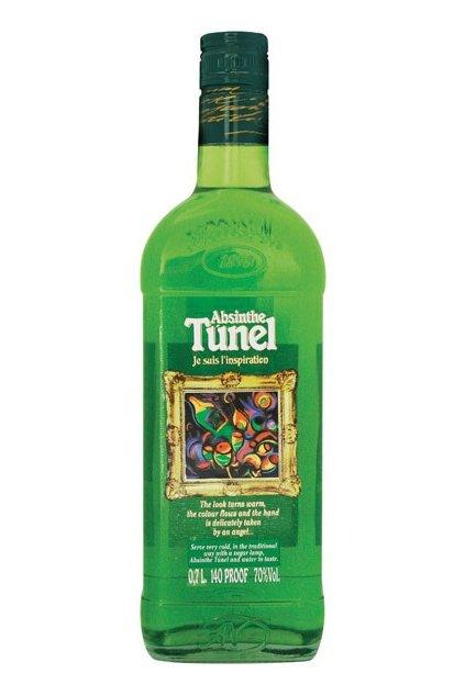 absinthe tunel green