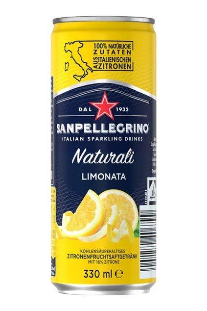 sanpellegrino citron