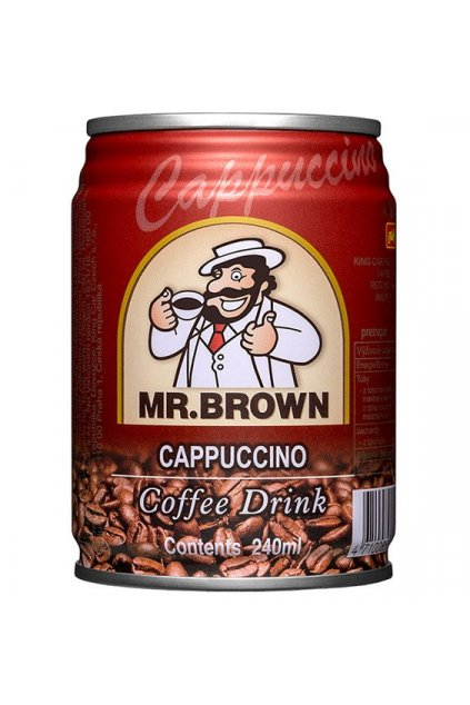 mr brown cappuccino