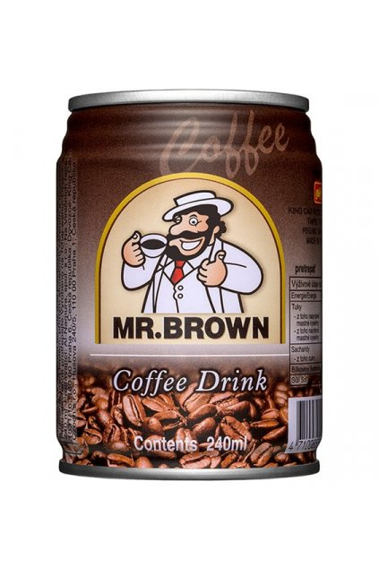 mr brown classic
