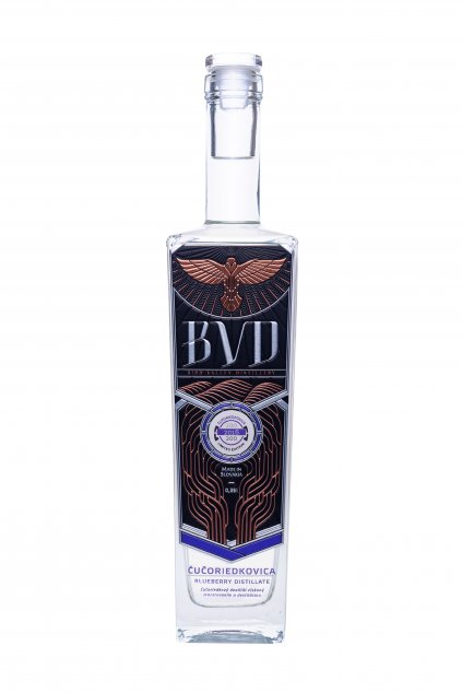 BVD Cucoriedkovica destilat 0,35l