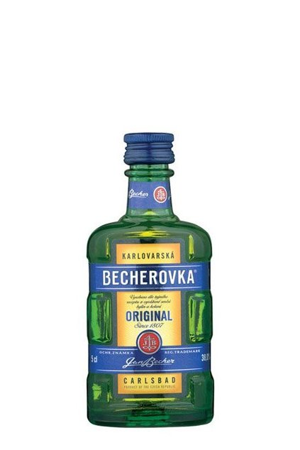becherovka mini