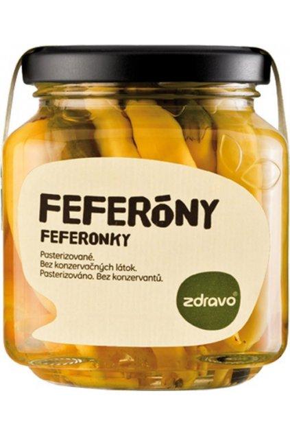 zdravo feferony 290