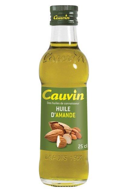 cauvin mandlovy olej