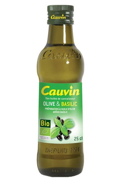 cauvin olivovy s bazalkou