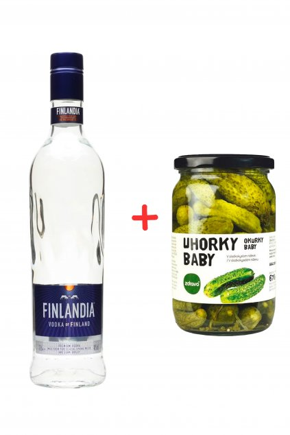 Finlandia uhorky