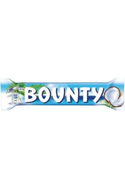 bounty mliečna