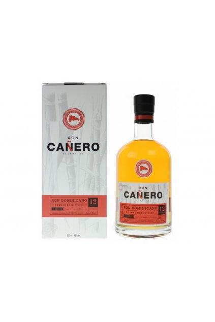 canero 12 cognac finish