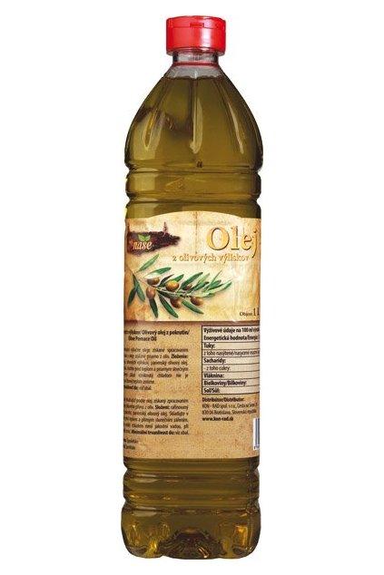 nase oliv olej