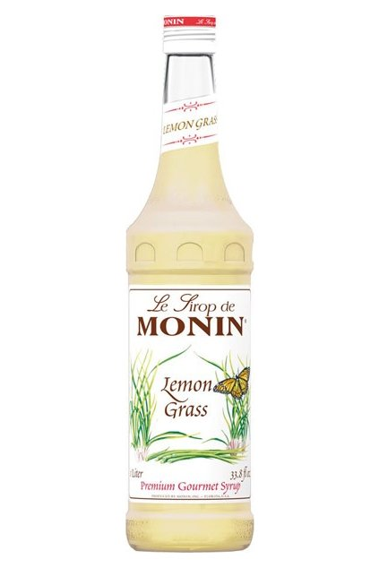 monin citronova trava