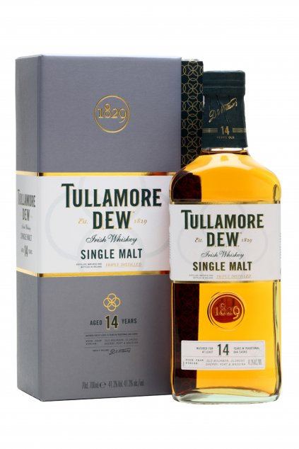 Tullamore Dew 14yo Single Malt