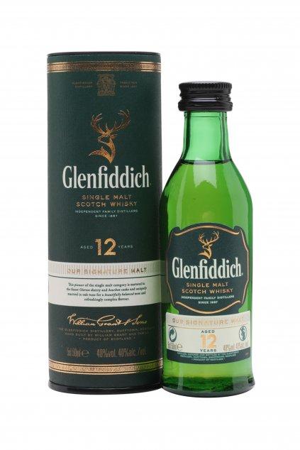 Glenfiddich 12yo mini