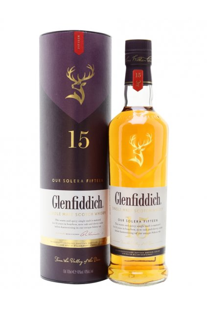 glenfiddich 15yo
