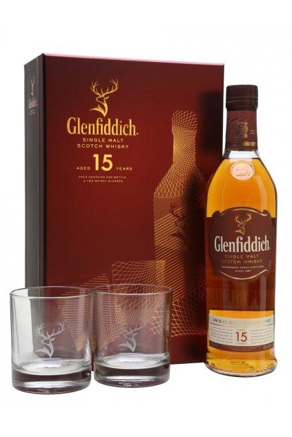 glenfiddich 15 + poh