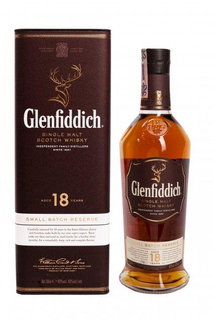 Glenfiddich 18 roc