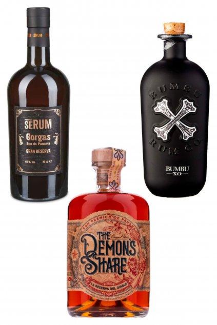 Panama rum pack