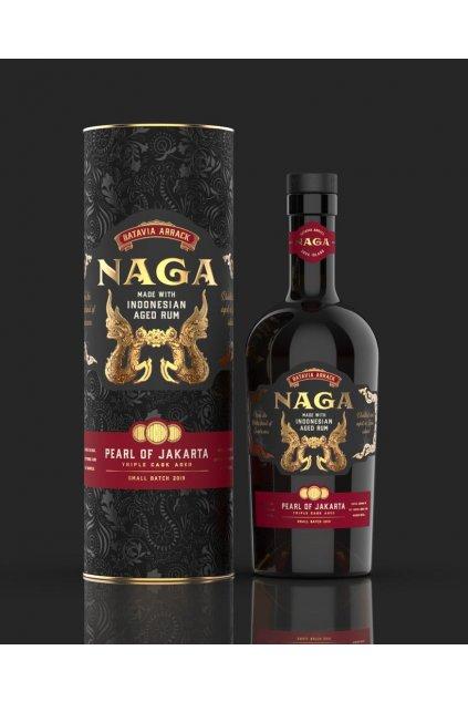 NAGA PEARL OF JAKARTA 0.70L 42.7% GB