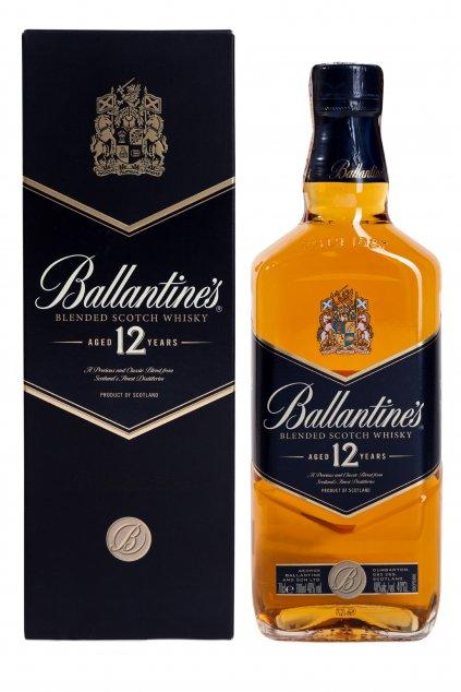 Ballantines 12 roc