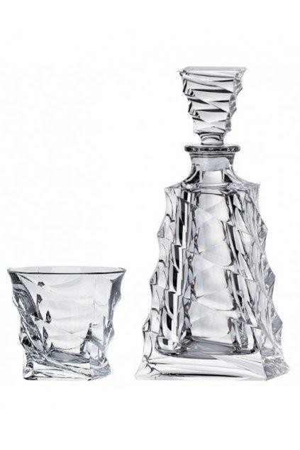 casablanca whisky set