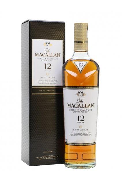 macallan 12 sherry oak