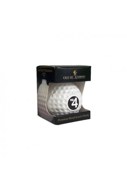 whisky Old St a. par golf mini