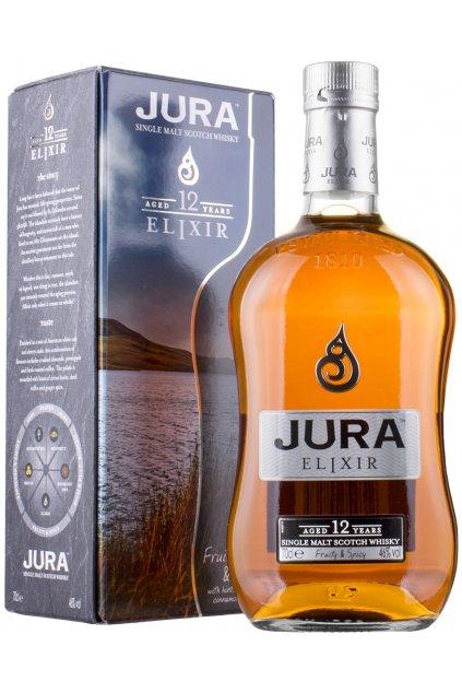 isle of jura 12yo elixir
