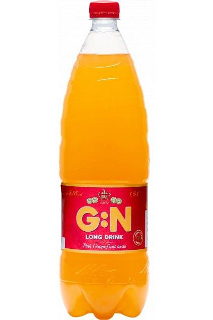 gin long drink pink grapefruit
