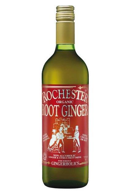 rochester ginger root