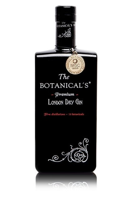 botanical london gin