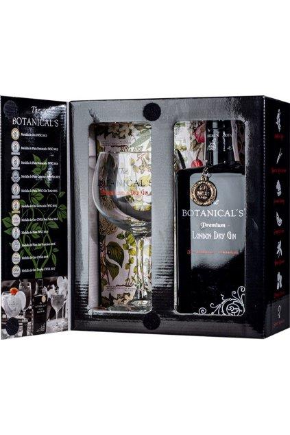botanical london gin + poh