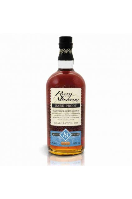 malecon rare proof 18yo