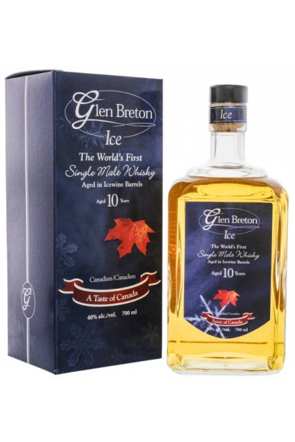 glen breton 10 ice