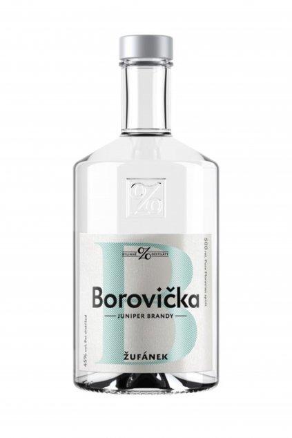 Žufánek Borovička