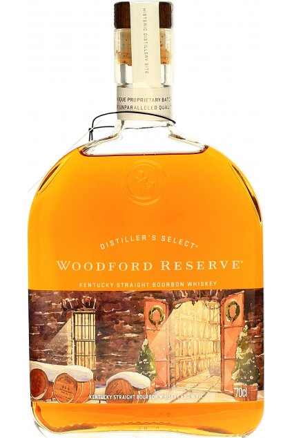 woodford reserve holiday