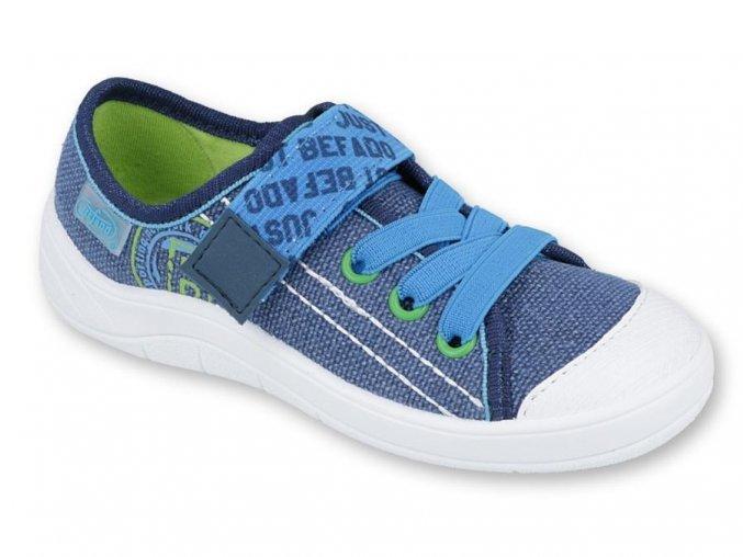 tenisky modre