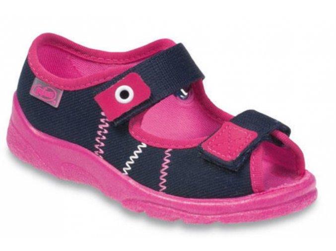 sandalky befado