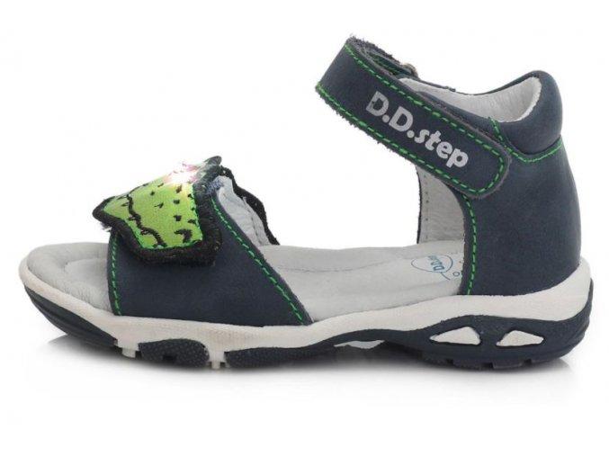 d.d.step blikaci sandalky