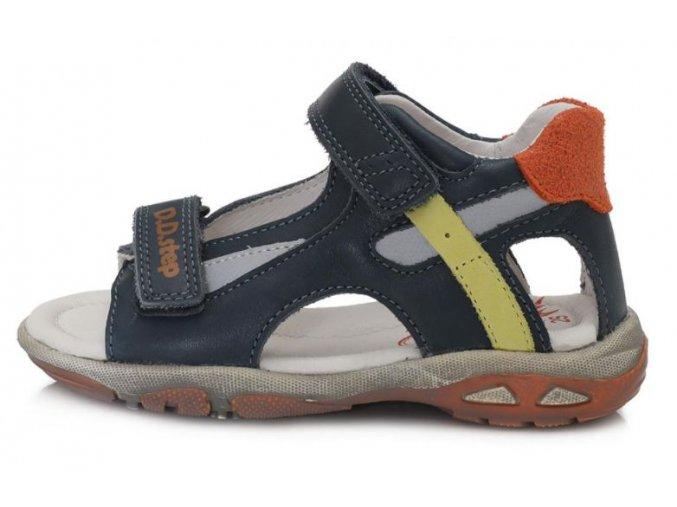 d.d.step klučičí sandálky