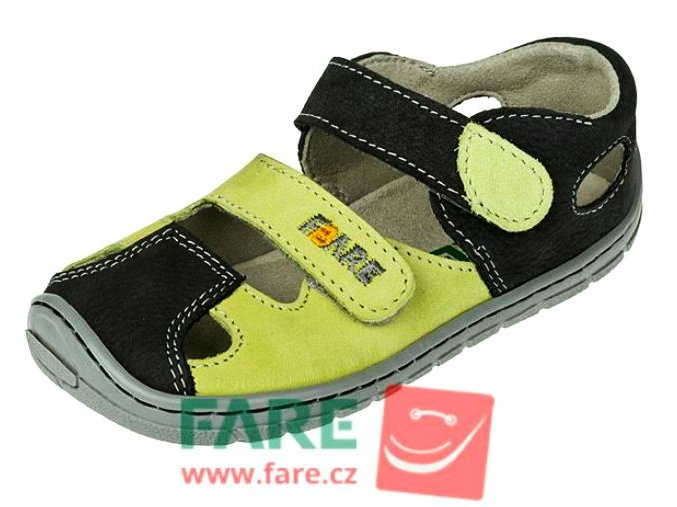 fare barefoot sandalky