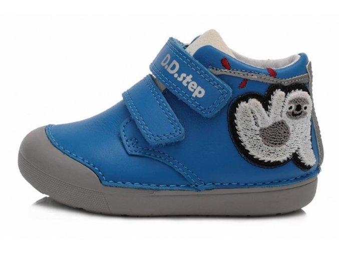 D.D.Step celoroční S066-469A modro šedý lenochod