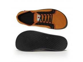 ANATOMIC ALL IN AM07 - hořčicové barefoot tenisky