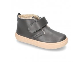 dětské zimní boty, celokožené, zimní barefoot boty, okaa spain boty, zimní boty akce, zimní boty 24