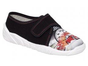 BIGHORN - Dětské textilní boty MILAN