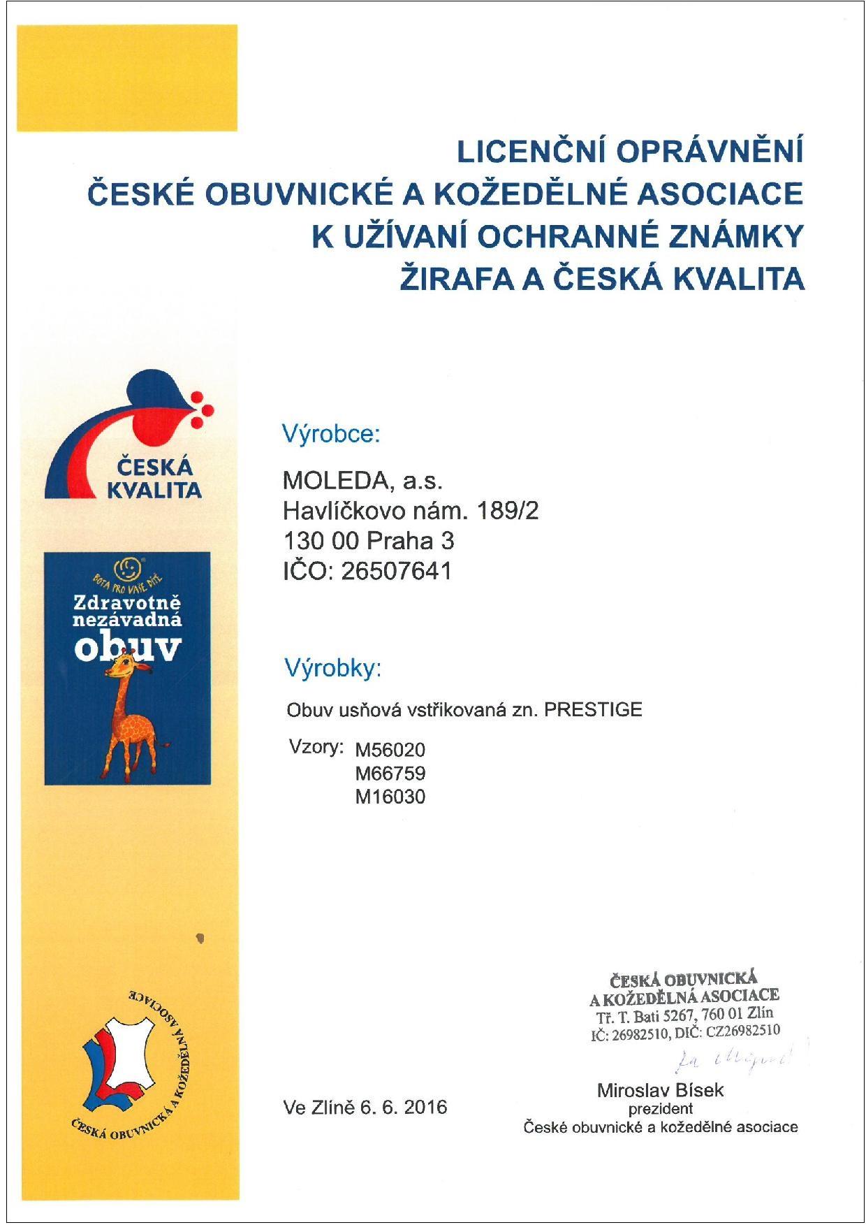 žirafa_certifikovaná_dětská_obuv_prestige_moleda
