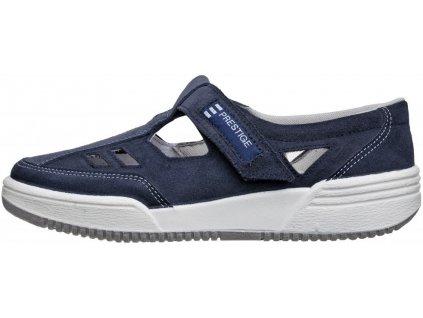 obuv PRESTIGE letní M13001 77 modrá
