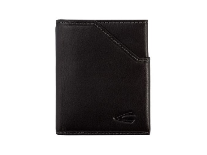 camel active Geldboerse Nagoya Wallet High S Black