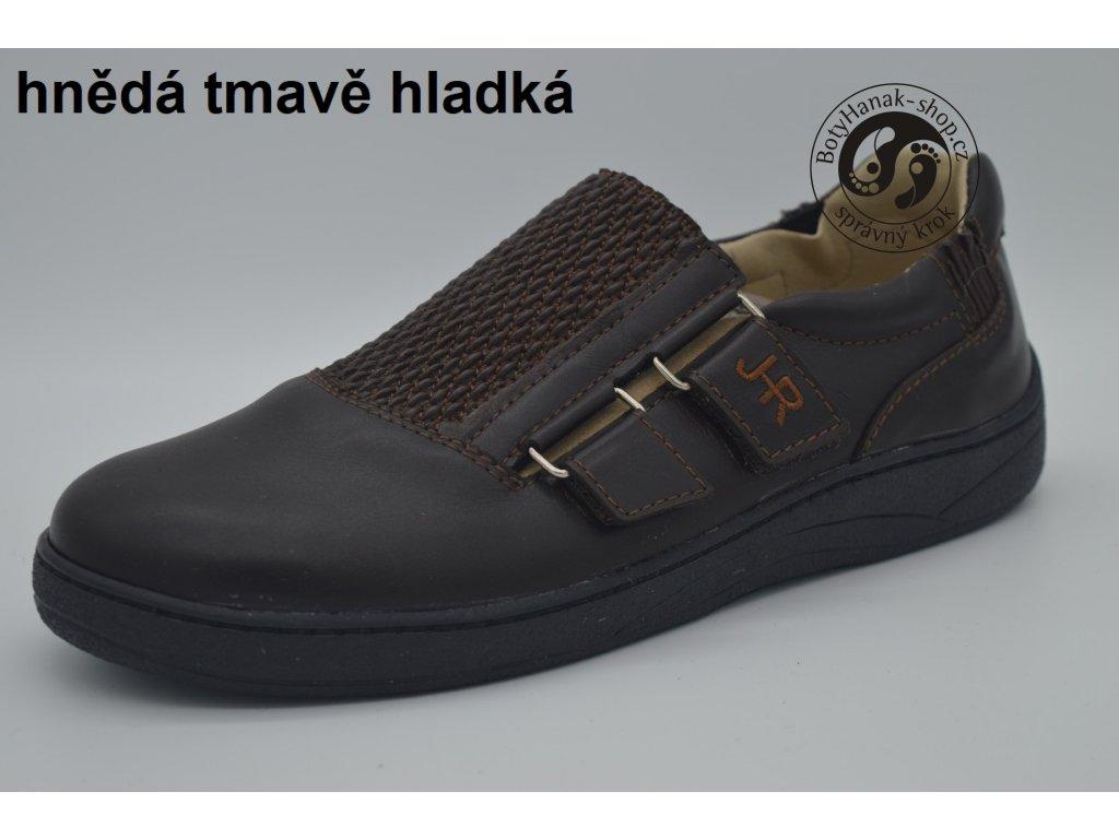 Boty Hanák IQ Active Velkro - černá podešev - BotyHanak-shop.cz f30837cfe9