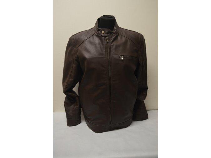 Kožená bunda pánská - CLASSIC STYLE