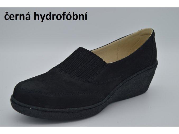 černá hydro